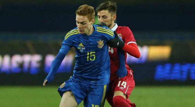 Цыганков: В сборной Украины можно играть и показывать свой лучший футбол