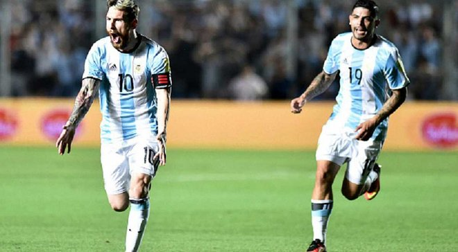 Мессі на розминці забив такий же гол, як і безпосередньо в матчі проти Колумбії