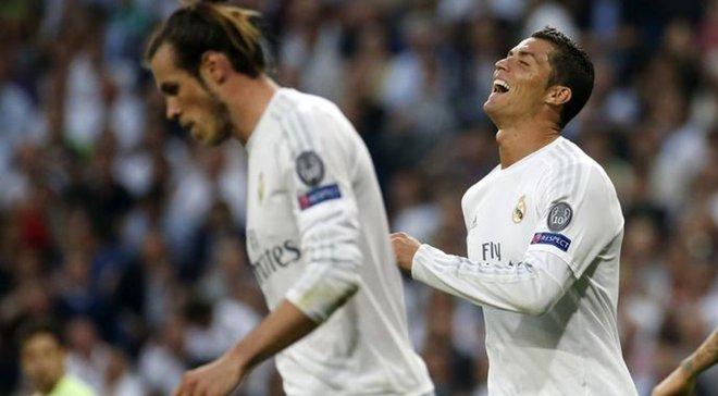 Роналду не попал в список лучших игроков современности по версии популярного телеканала