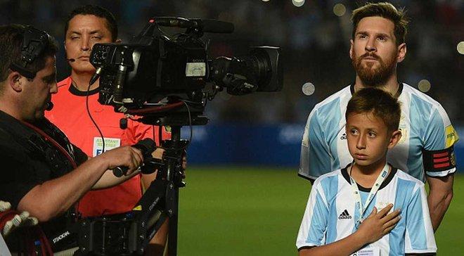 Мессі попросив батька дати гроші охоронцям збірної Аргентини, яким не платили півроку