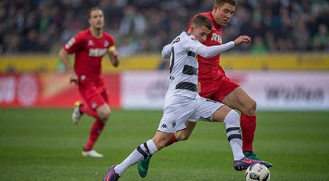 """""""Шальке"""" мінімально здолав """"Вольфсбург"""", """"Кельн"""" на останніх секундах вирвав перемогу в """"Борусії"""" М"""