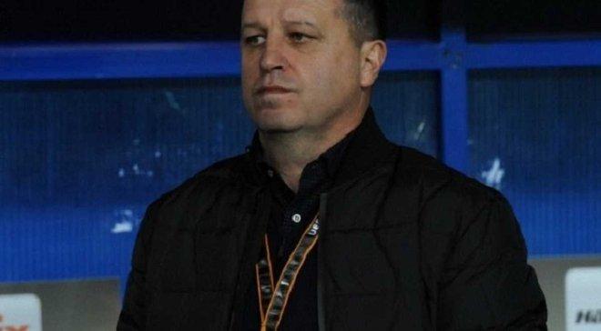 Вернидуб: Легше поміняти тренера, адже він один, а футболістів багато