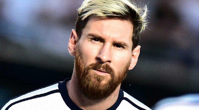 """Барселона"" пояснила, чому Мессі пропустив матч проти ""Малаги"""