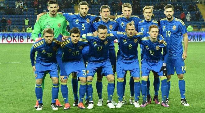 Врач сборной Украины: Наши футболисты ничего запрещенного не употребляют