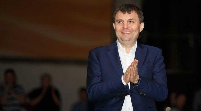 Красников сменил Добкина на посту президента Харьковской федерации футбола