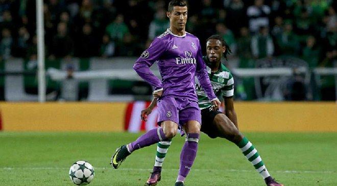 Роналду выдал самую продолжительную сухую серию в Лиге чемпионов с 2011 года