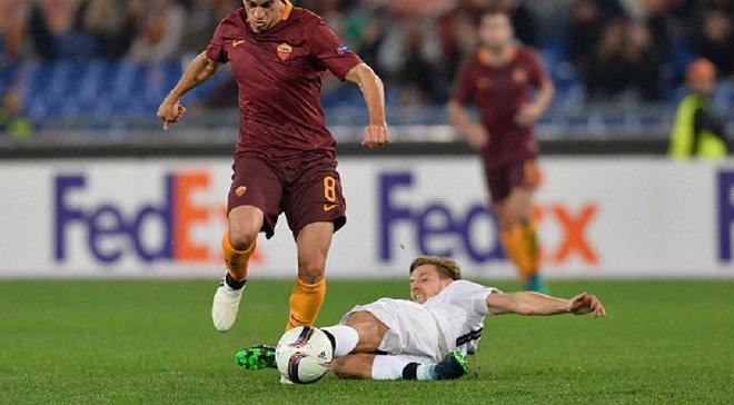Перотті розповів, як забив свій диво-гол рабоною у Лізі Європи