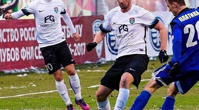 Мілевський: Однією ногою уже в Прем'єр-лізі