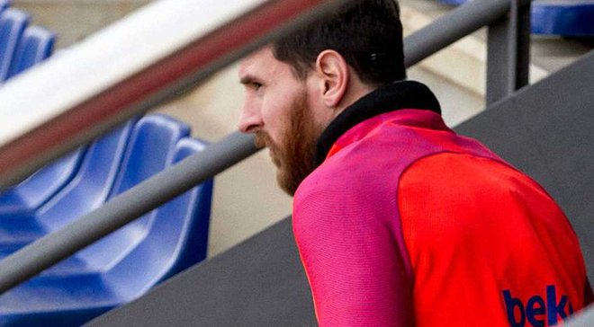 """Мессі запропонують """"контракт життя"""" уже після гри """"Барселона"""" – """"Реал"""""""