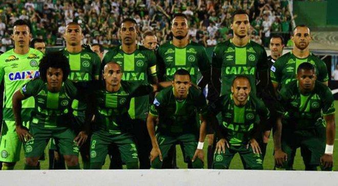 "Бразильская команда ""Шапекоэнсе"" разбилась на самолете по пути на финал Копа Судамерикана"