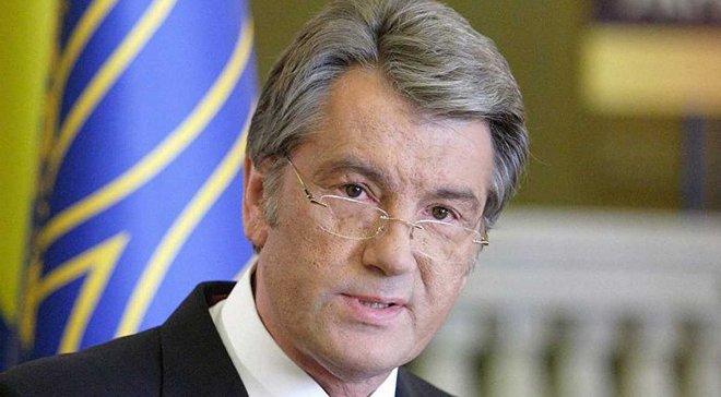 """""""Лобановський назавжди"""" – ілюстрація того, як думати про країну, а не про себе, – Ющенко"""