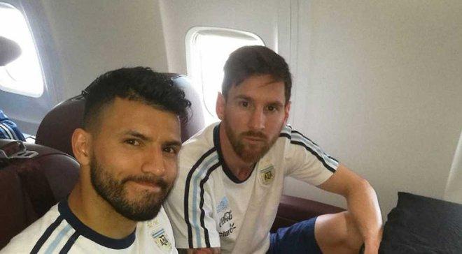 """Збірна Аргентини 20 днів тому користувалась літаком, на якому розбилась команда """"Шапекоенсе"""""""