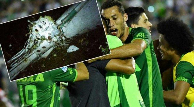 """Авиакатастрофа """"Шапекоэнсе"""": 5 человек выжили, остальные 76 погибли"""