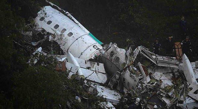 """Авіакатастрофа """"Шапекоенсе"""": уточнено кількість пасажирів літака і загиблих"""