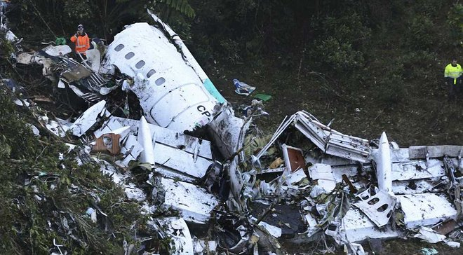 """Авіакатастрофа """"Шапекоенсе"""": Стала відома причина падіння літака"""