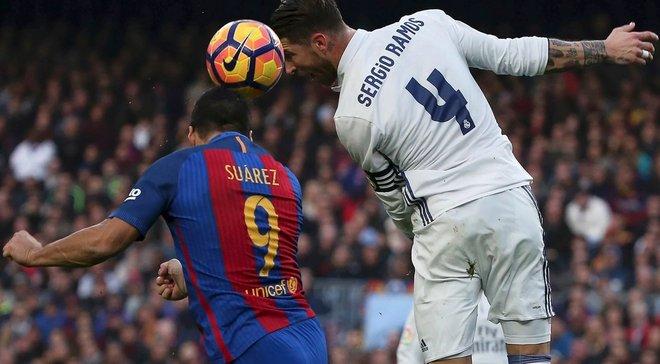 """""""Реал"""" врятував нічию в матчі з """"Барселоною"""""""