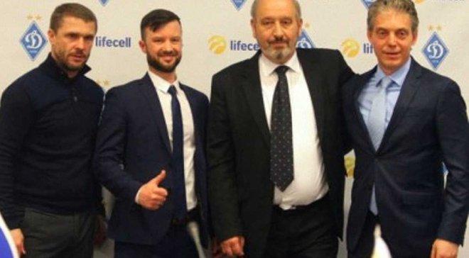 "lifecell став преміум-спонсором ""Динамо"""