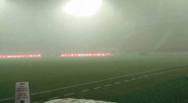 """Матч """"Діжон"""" – """"Марсель"""" не відбудеться через туман"""