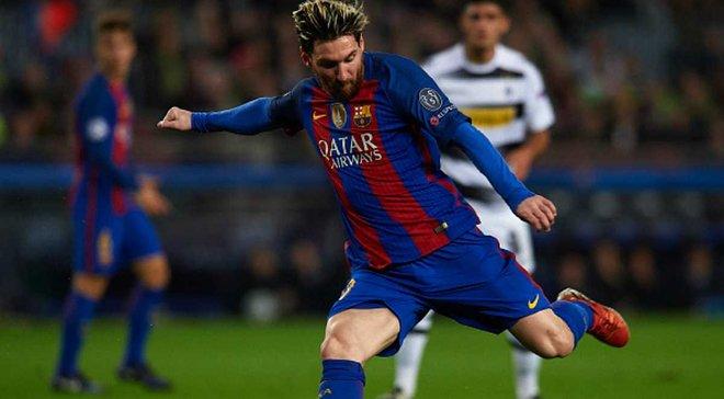Месси является лидером по количеству ударов в створ ворот в Лиге чемпионов, Роналду больше всех бьет мимо