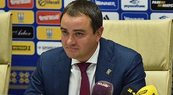 Для Баранки не существует ни фамилий, ни клубов, которые могли бы ограничивать его полномочия, – Павелко