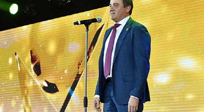 Павелко поздравил украинскую футбольную общественность с 25-летием ФФУ