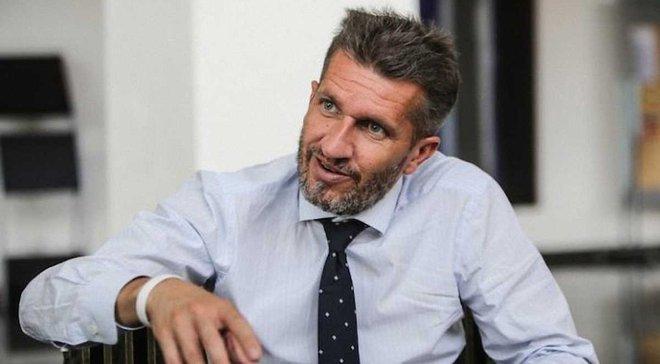 Баранка:  ФФУ налаштована дуже серйозно щодо проблеми договірних матчів