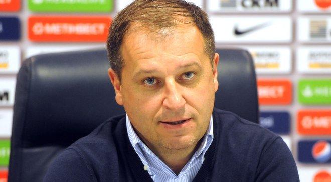 Вернидуб: Будем делать все, чтобы как можно больше было наших игроков, а не арендованных