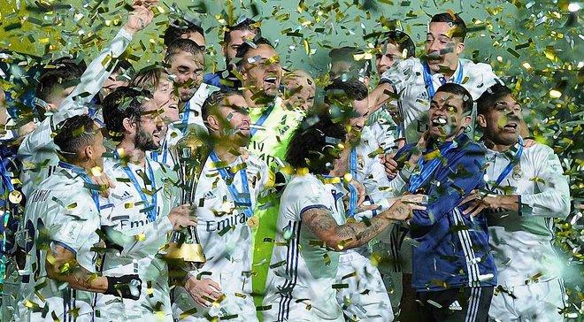 """Топ-новини: """"Реал"""" виграв клубний чемпіонат світу, """"Арсенал"""" опустився на 4 сходинку"""