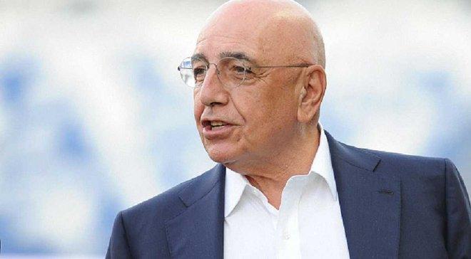 """""""Милан"""" должен кого-то продать, чтобы осуществить трансфер, – Галлиани"""