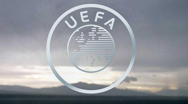 УЄФА змінить свою позицію щодо використання забороненої символіки на стадіонах