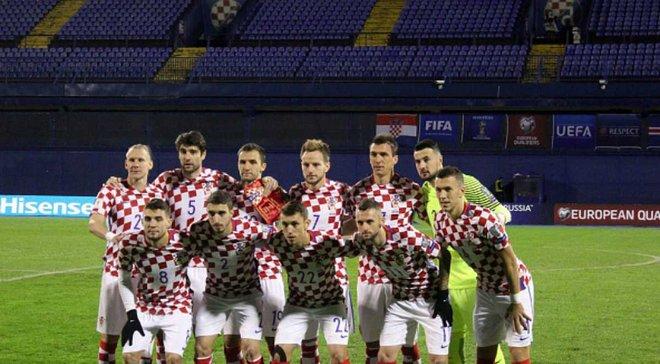 Хорватия может быть наказана УЕФА за поведение болельщиков