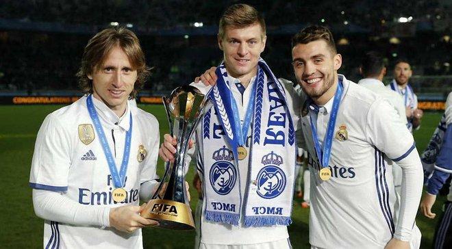 """""""Реал"""" впервые в своей истории завоевал в году больше титулов, чем потерпел поражений"""