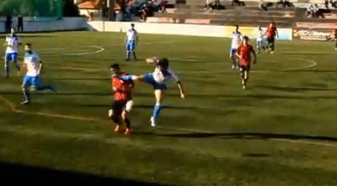 Португальська команда так залякала своїх суперників, що вони погоджуються на технічні поразки – відео гри грубіянів