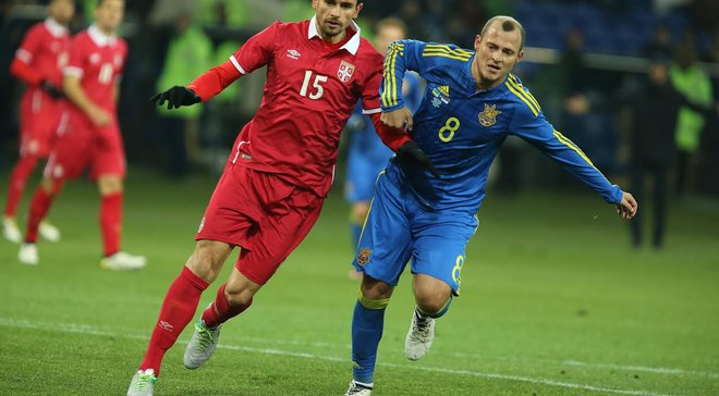 Україна втратила одну позицію в рейтингу ФІФА