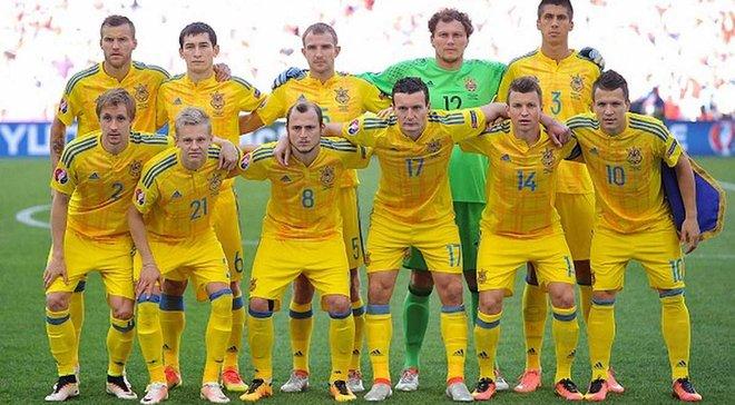 40% украинцев считают успехом участие сборной на Евро-2016