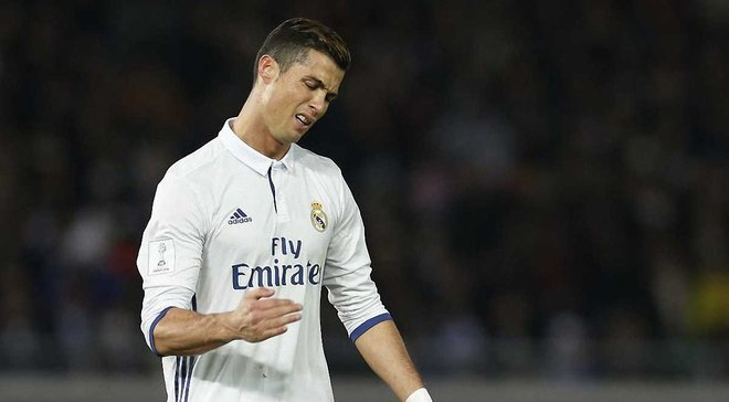 """Роналду уже не выдерживает напряженного графика и пропустит матч против """"Севильи"""""""