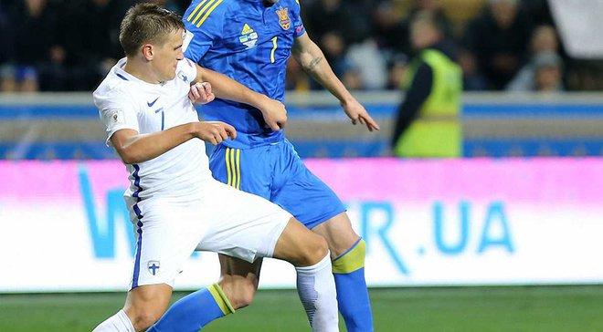 Ярмоленко – найкорисніший гравець збірної України, – Гресь