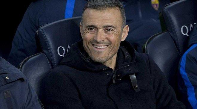 Луис Энрике – самый высокооплачиваемый тренер Европы, – СМИ