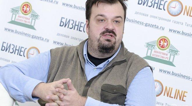 Уткин: В России чувствую тревогу, а работать в Украине невозможно, хотя это обидно