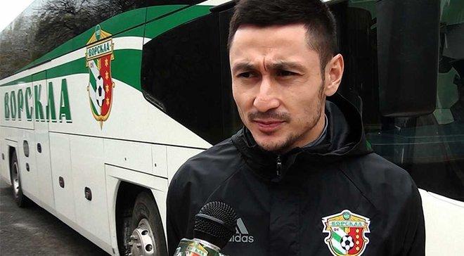 Турсунов перейшов в катарський клуб
