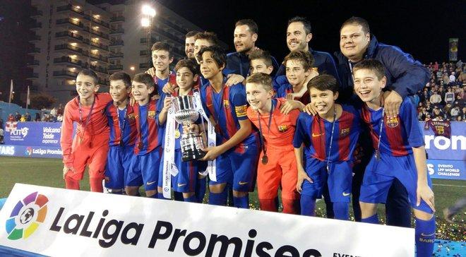 """Як юний талант """"Барселони"""" забив """"Реалу"""" на 8-й секунді після ідеального пасу п'ятою"""