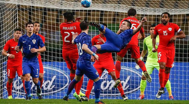 Хорватія програла Чилі на турнірі в Китаї