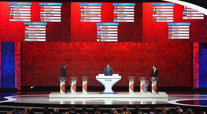 Жеребкування ЧС-2018 відбудеться у Кремлі