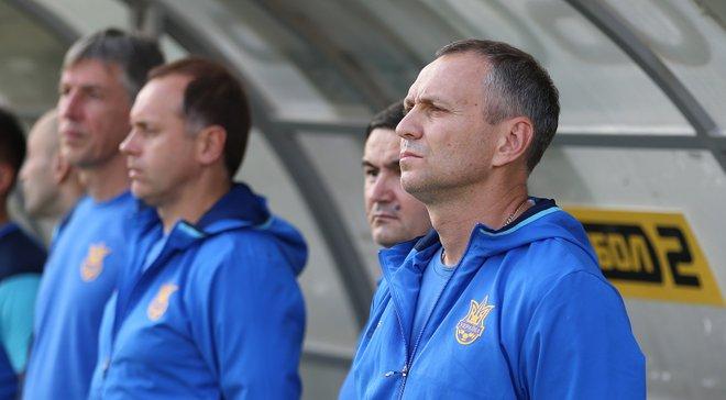 Головко прокоментував жеребкування і календар України U-21 у відборі до Євро-2019