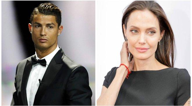 Роналду та Анджеліна Джолі можуть знятися у турецькому серіалі