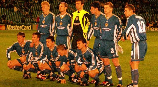 Лига чемпионов динамо киев реал мадрид 1998 год