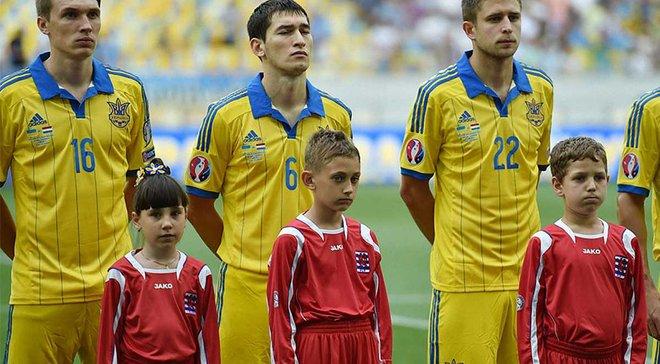 Хорватія – Україна: збірна України перед матчем проведе збори в Австрії