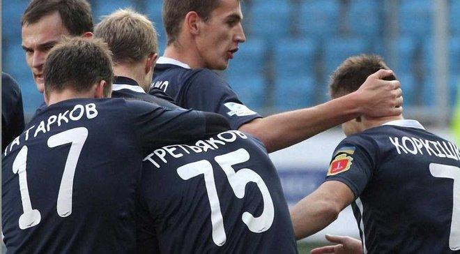 """""""Дніпро"""" та """"Чорноморець"""" зіграли внічию на """"Дніпро-Арені"""""""