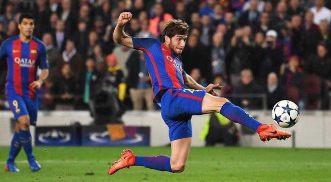 """""""Барселона"""" стала первой командой в истории Лиги и Кубка чемпионов, прошедшей дальше после поражения 0:4 в первом матче"""