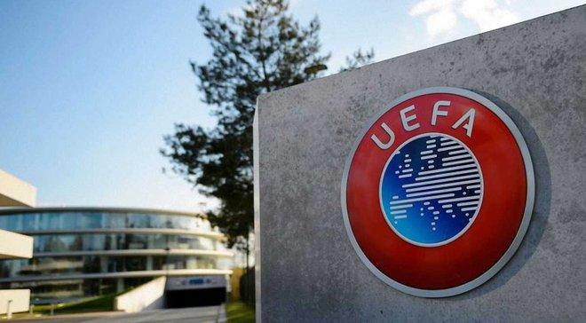 УЄФА виділить 1 мільйон євро для українських дітей в окупованому Криму